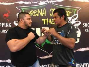 Read more about the article Arena Combat The Jungle será neste sábado (26)