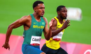 Read more about the article Paulo André corre semifinal olímpica dos 100 m neste domingo
