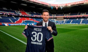 Read more about the article Lionel Messi é do PSG