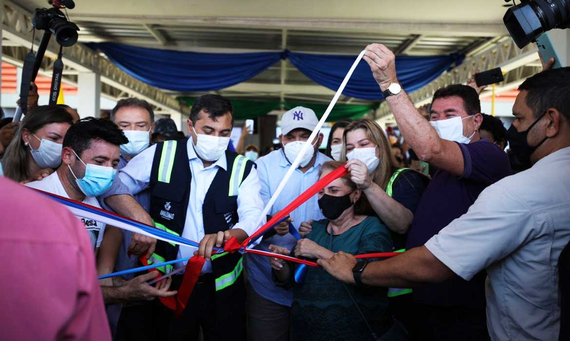 Read more about the article Governador Wilson Lima inaugura Ceti Tefé